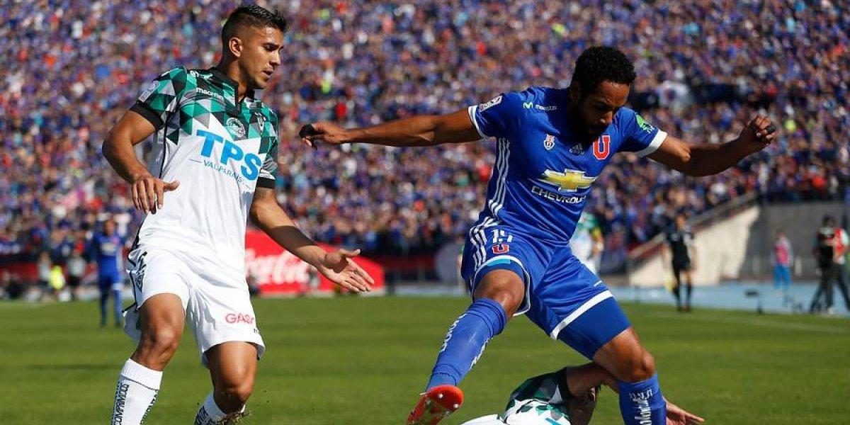 Wanderers quiere jugar la final de la Copa Chile ante la U en el Estadio Nacional