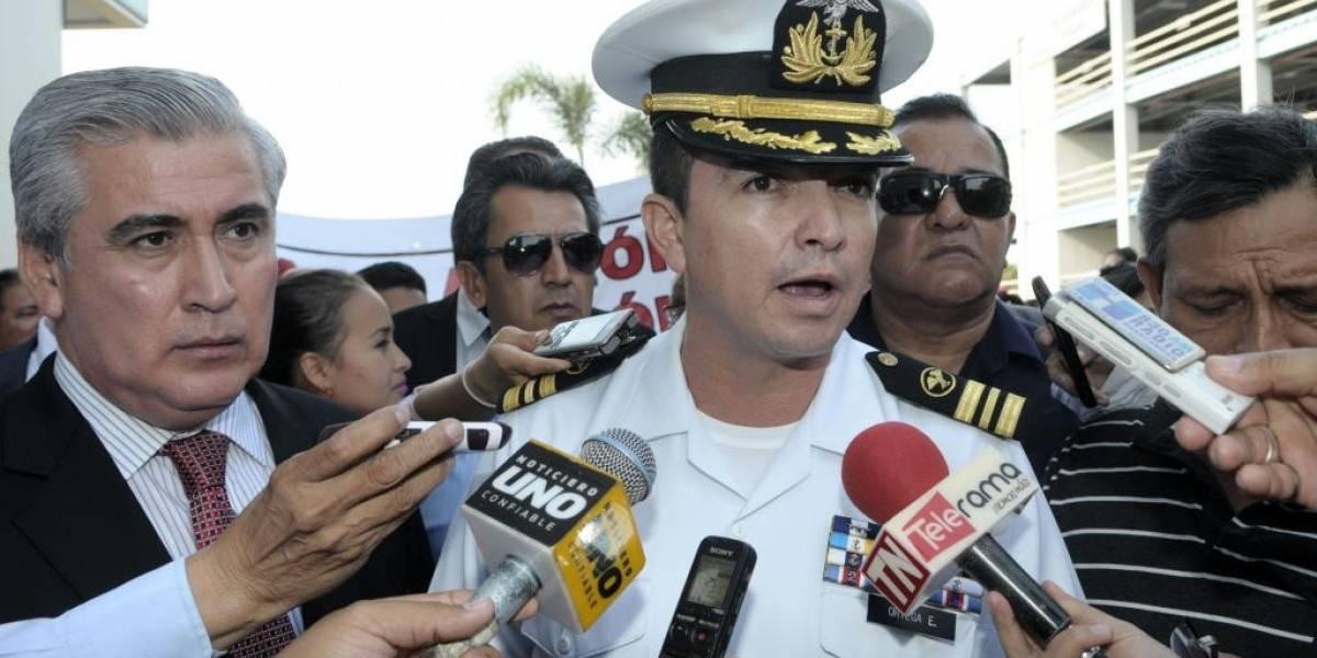 Capitán Edwin Ortega demanda por delito de odio a Rafael Correa y Ricardo Patiño