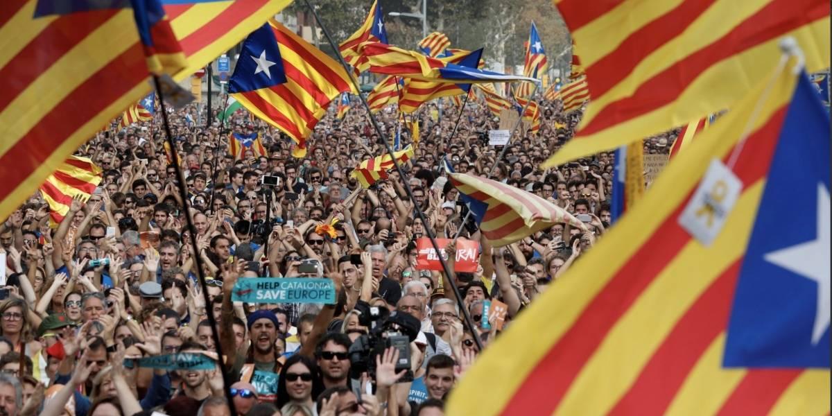 """Declara la independencia de Cataluña como """"Estado independiente y soberano"""""""