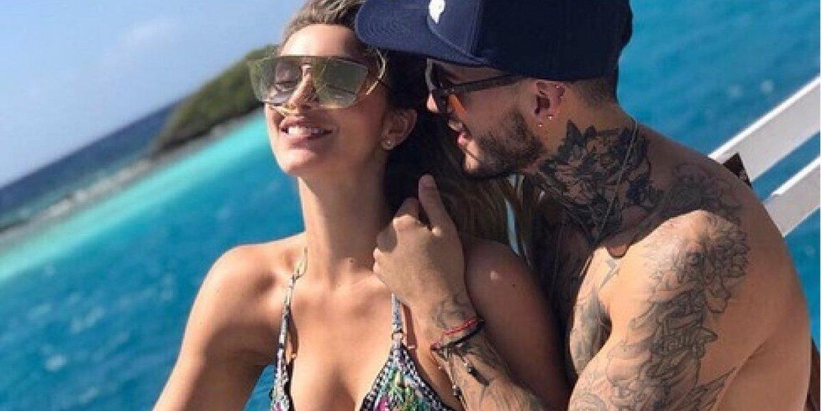 "Video: ""creo que ya pueden saber"" Mateo Carvajal a Melina Ramírez"