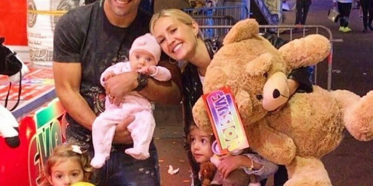 El video de la hija de Falcao que enternece las redes sociales