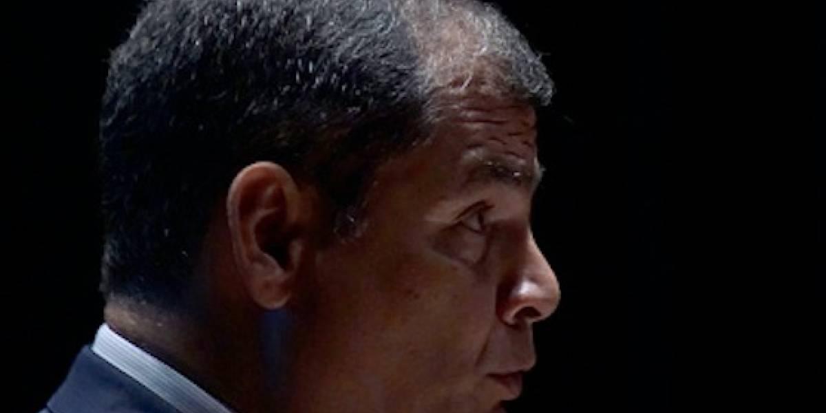 "Rafael Correa habla de un ""mentiroso compulsivo"""