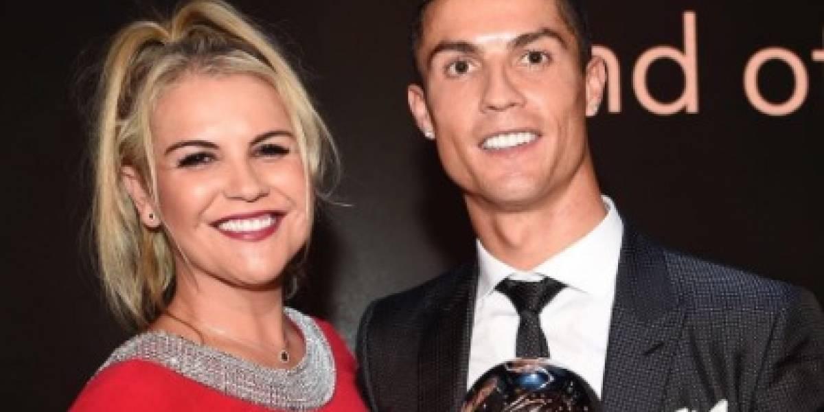 Hermana de Cristiano Ronaldo publicó inédita foto del futbolista