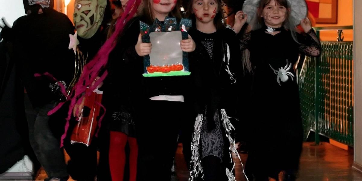 Anuncian restricción de menores en Bogotá para Halloween