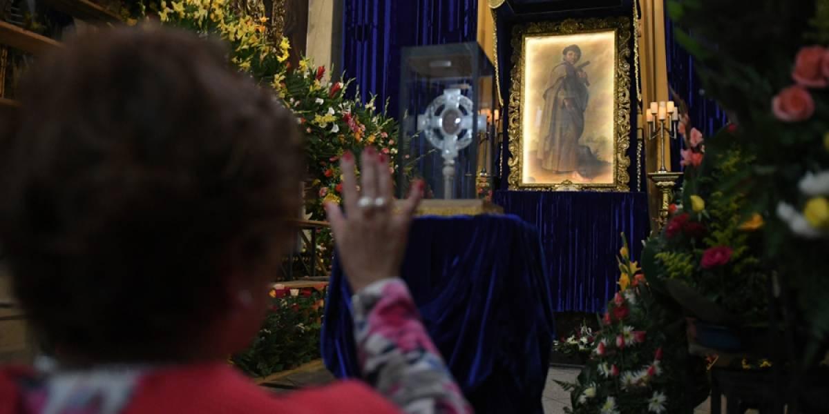 Miles de feligreses visitarán a San Judas Tadeo el sábado