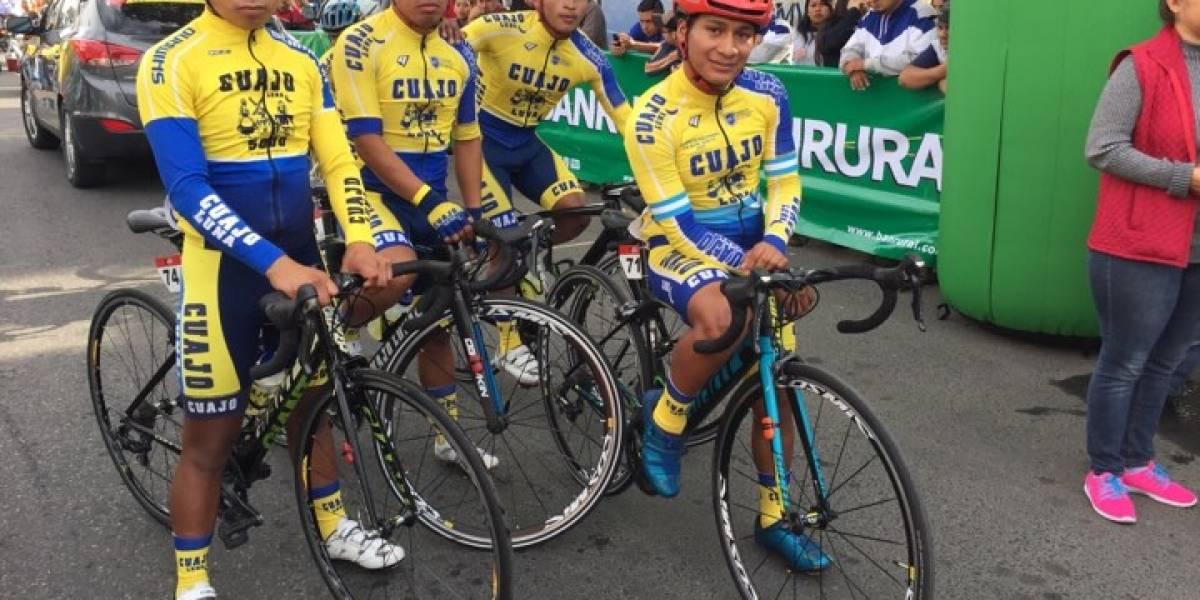 La Vuelta cambia de escenario con Ajpacajá como líder