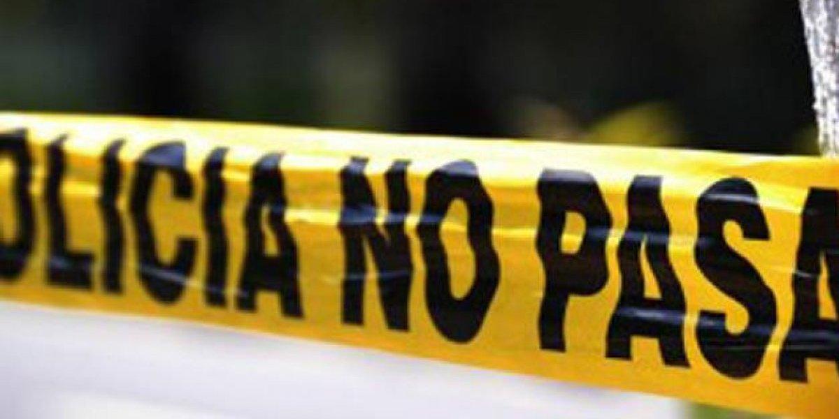 Encuentran cuerpo de un bebé dentro de una mochila en Sonora