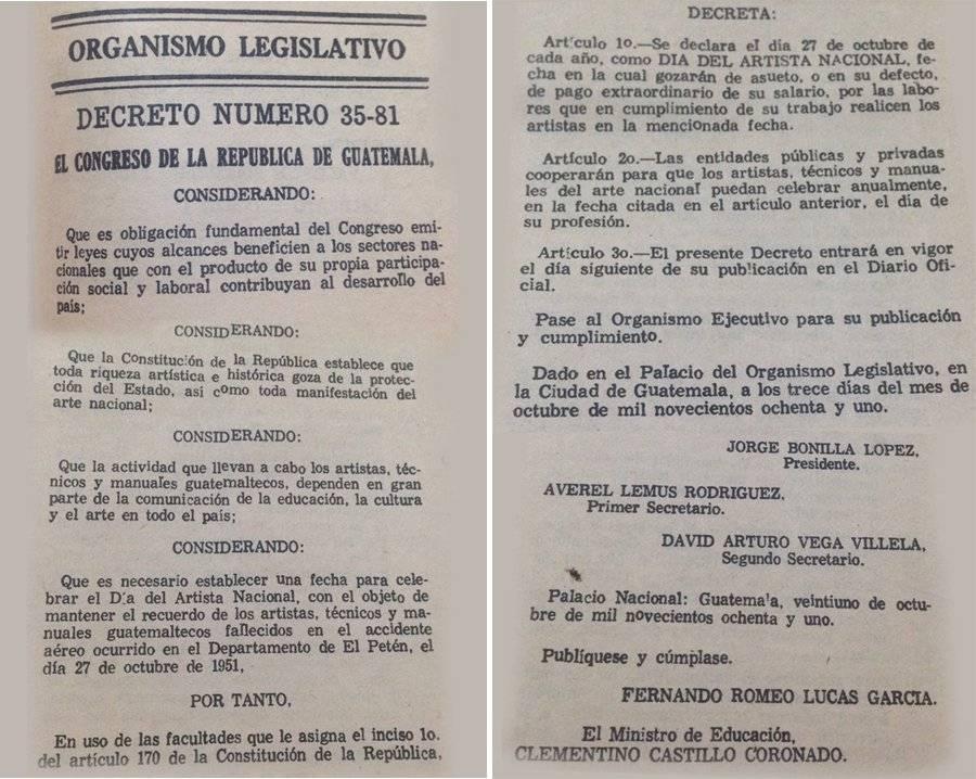 Decreto 35-81