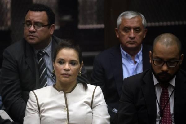 Envían a juicio a expresidente y ex vicepresidenta