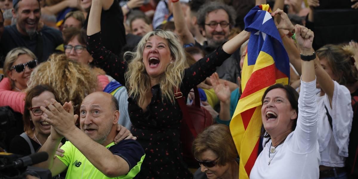 Senado español autoriza tomar el control de Cataluña