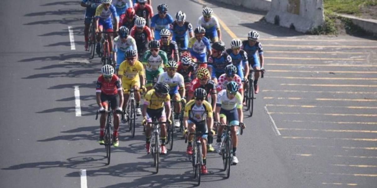 ¿Quienes son los líderes en la 57 Vuelta a Guatemala?
