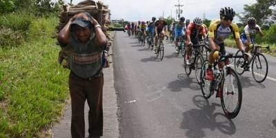 Guatemala vibra con la Vuelta