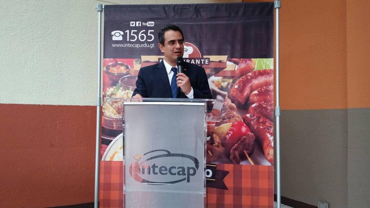 Por quinto año, Intecap ofrecerá su tradicional platillo que incluirá una libra de fiambre y un ayote en dulce. Foto: David Lepe Sosa
