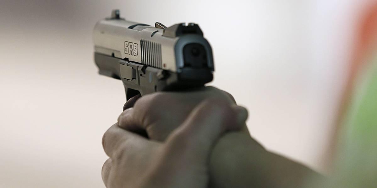 Mujer murió por proteger a su yerno en un atentado