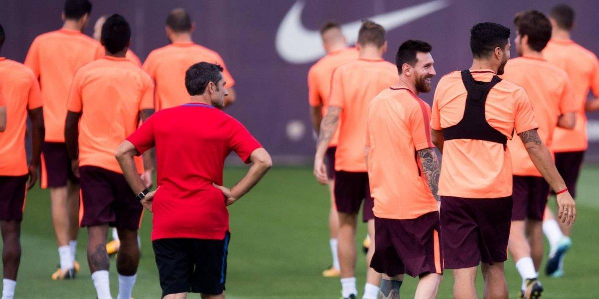 ¿El Barça se va de La Liga tras la declaración de independencia de Cataluña?