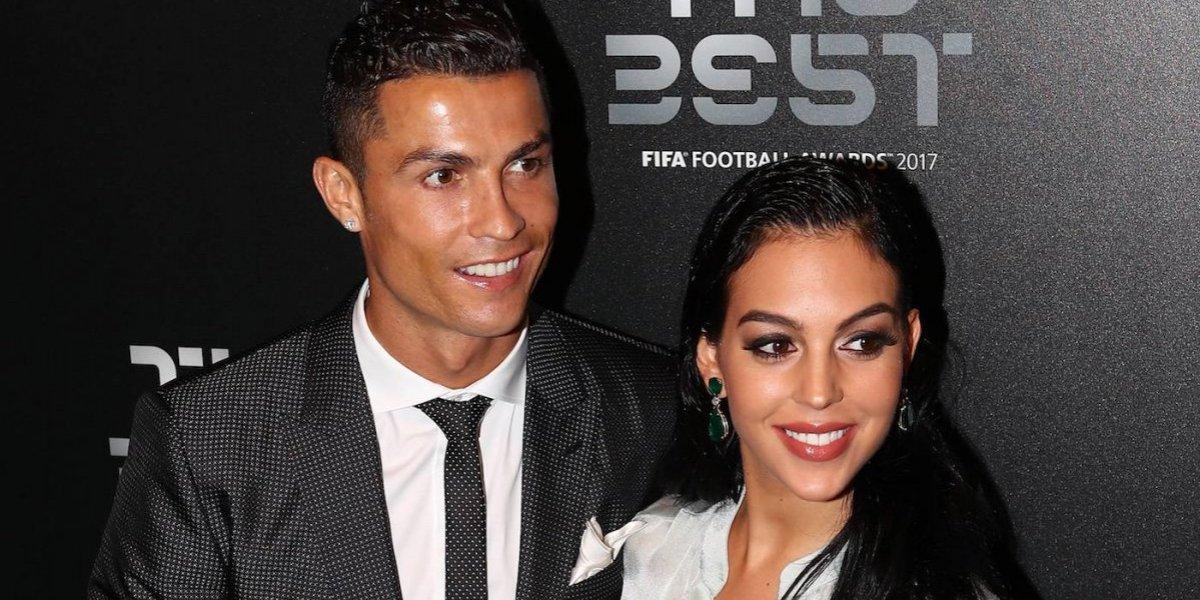 VIDEO: Cristiano Ronaldo y Georgina revelan el nombre de su hija