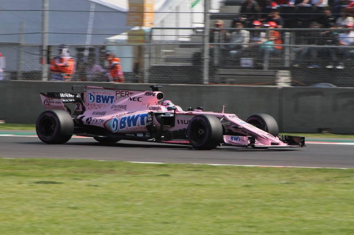 Checo Pérez cayó un puesto con respecto a la primera prueba; Riccardo quedó primero|NICOLÁS CORTE