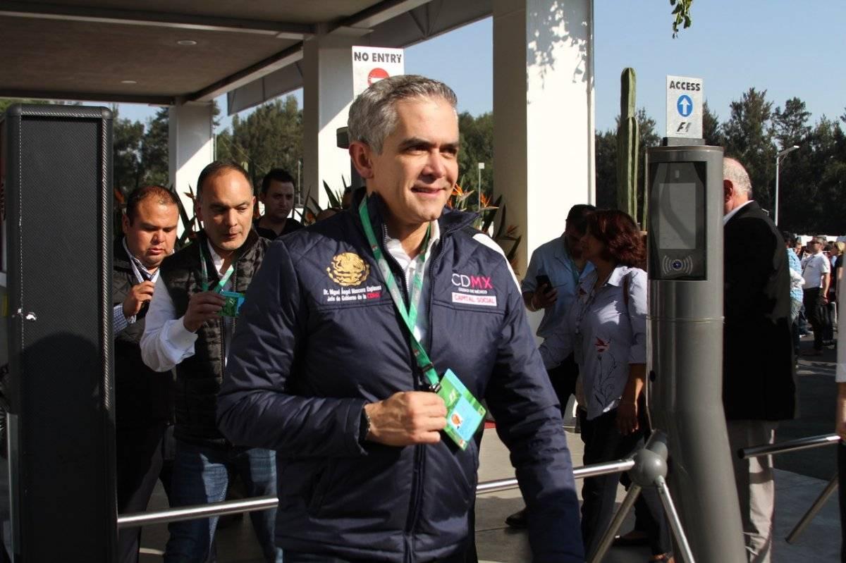 El Jefe de Gobierno de la CDMX se hizo presente en el AHR|NICOLÁS CORTE
