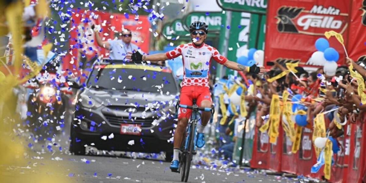 Jefferson Cepeda gana la quinta etapa y Ajpacajá sigue líder
