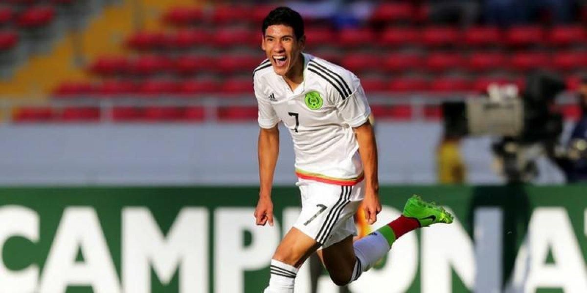 Uriel Antuna será convocado por Osorio para la gira del Tri