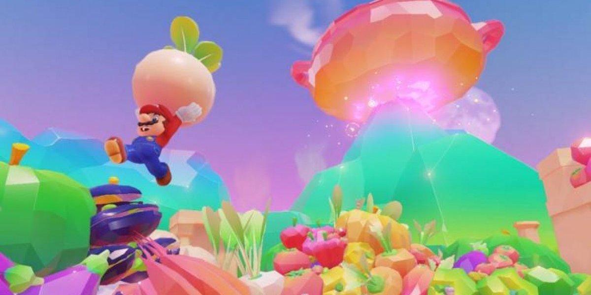 Escucha a Toad 'interpretar' la canción de Super Mario Odyssey