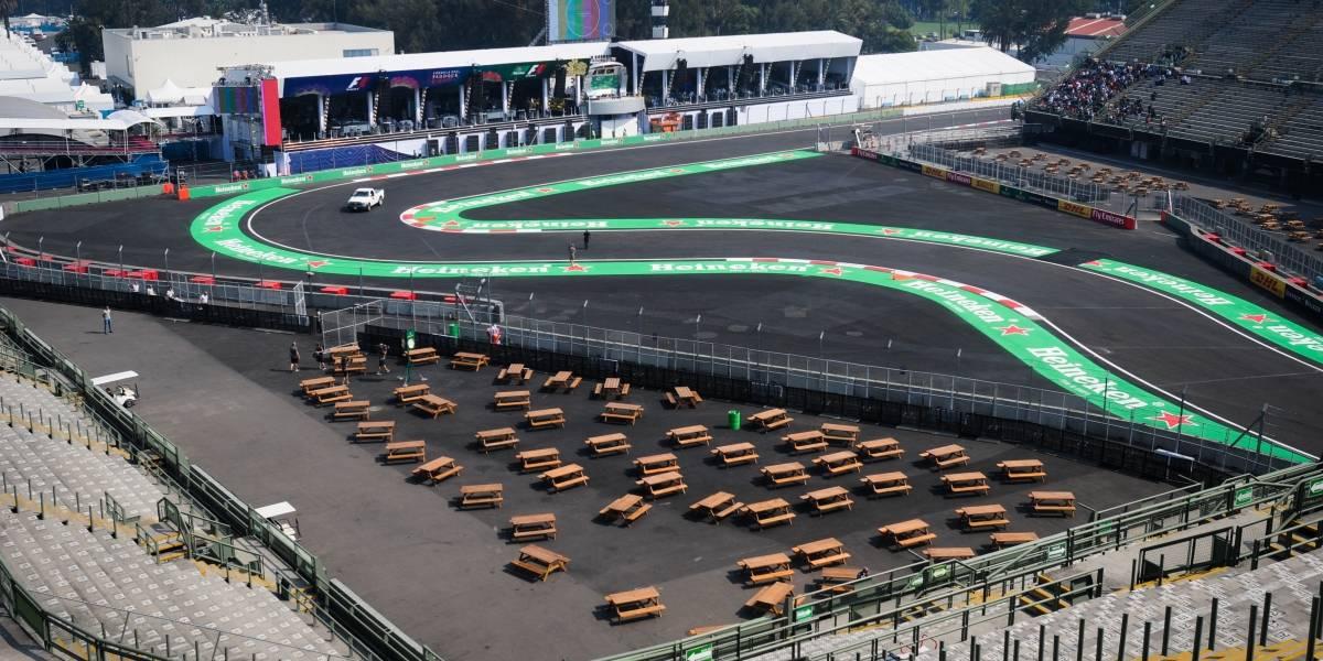 Habrá transporte público especial para llegar al GP de México