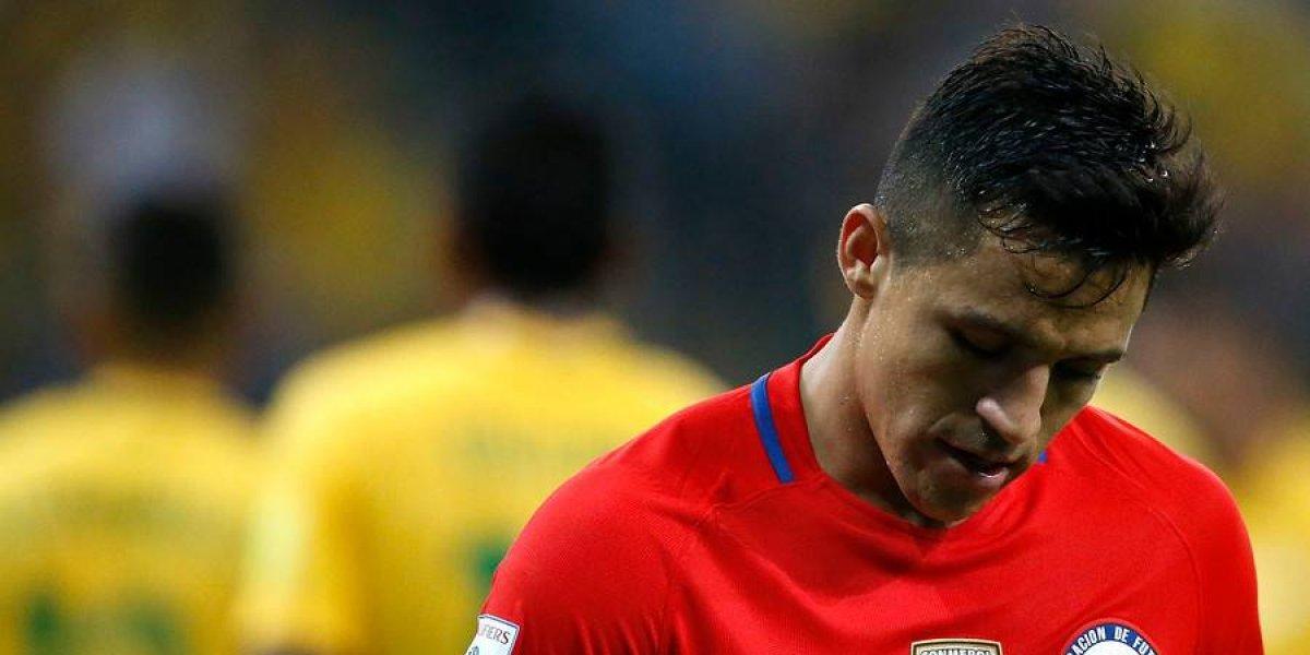 La Roja pierde valor tras el desastre de no clasificar al Mundial