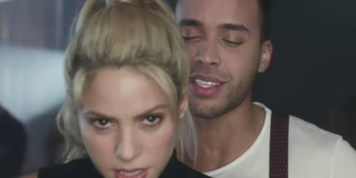 """Prince Royce y Shakira derrotan a """"Despacito"""""""