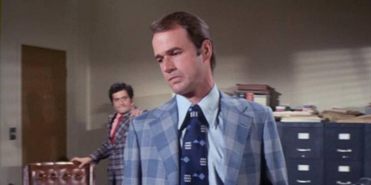 Muere Jack Bannon, recordado por su personaje en la serie Lou Grant