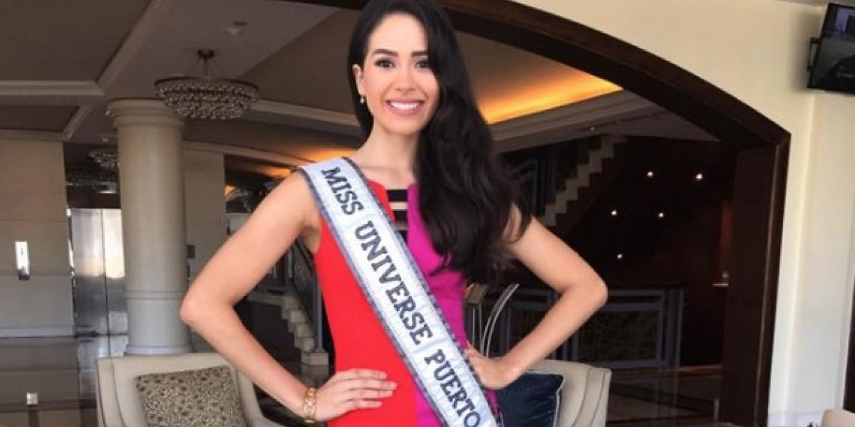 Danna llevará el flamboyán a Miss Universo 2017