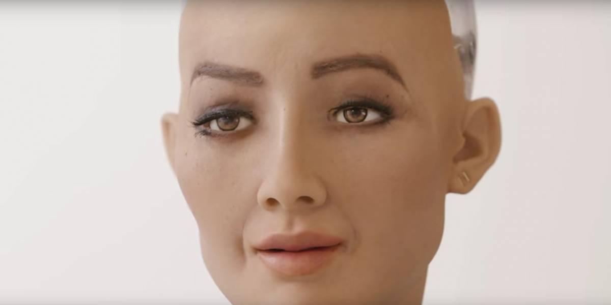 Robô Sophia quer aumentar família e até escolheu nome para filha