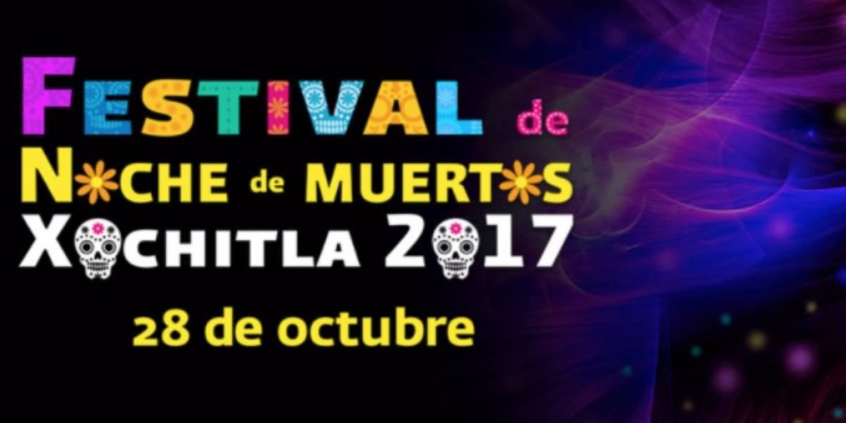 No te pierdas el Festival de Noche de Muertos en Xochitla
