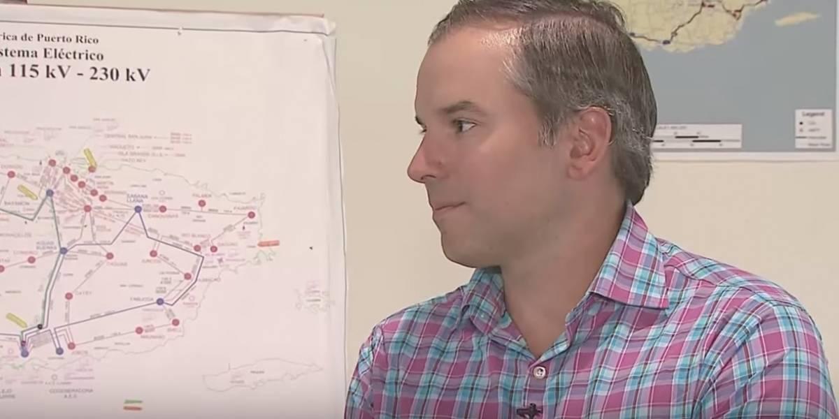 CEO de Whitefish habla de su contrato de 300 millones para restablecer servicio de luz en la isla