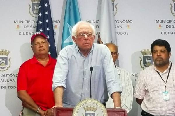 Bernie Sanders pulls in $6 million over first day of 2020 campaign