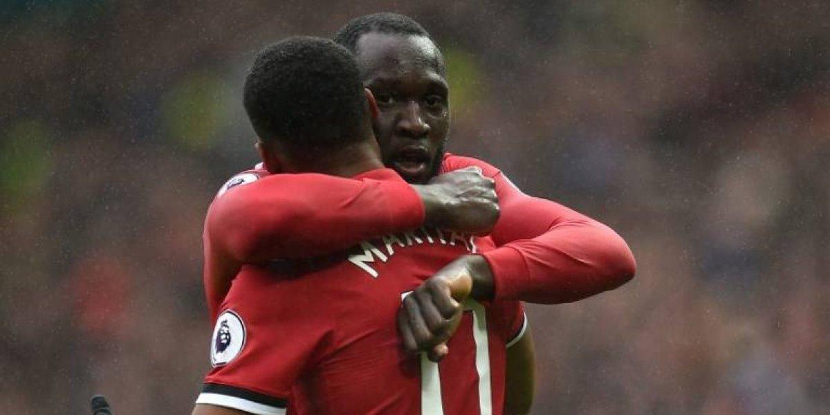 Martial le da la victoria al ManU contra el Tottenham