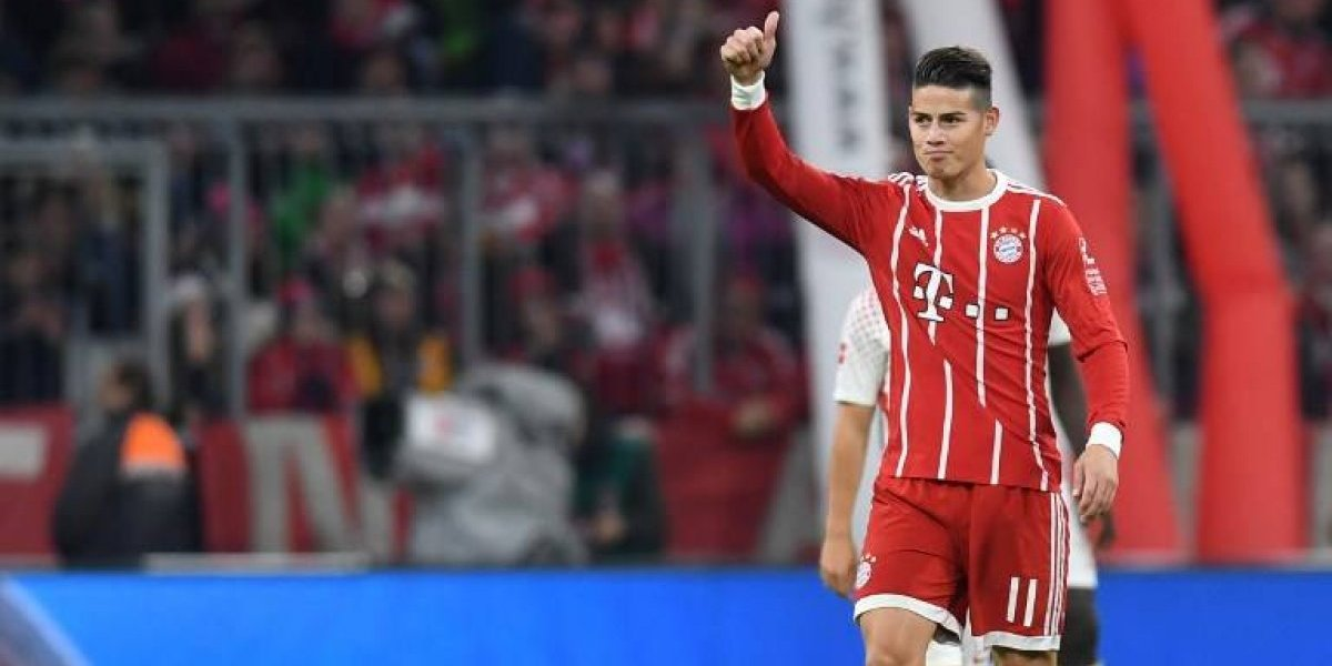 El Bayern del Rey Arturo se recuperó y ya es puntero de la Bundesliga