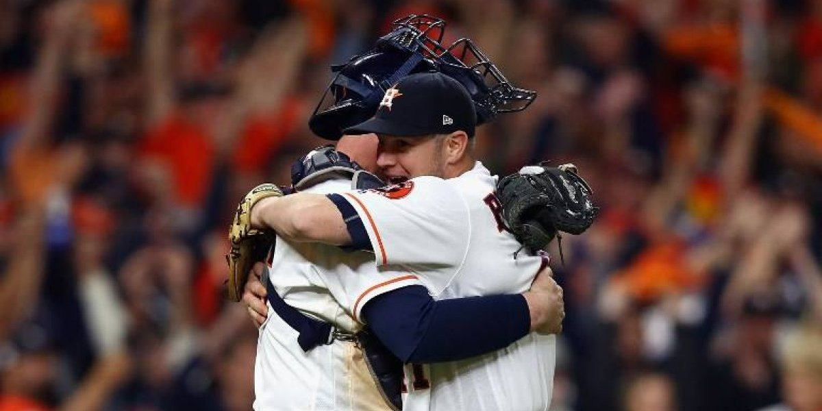 Los Astros le dan la vuelta a la Serie Mundial