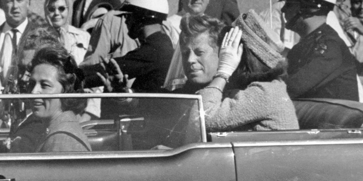 5 revelaciones de los archivos secretos del asesinato de Kennedy
