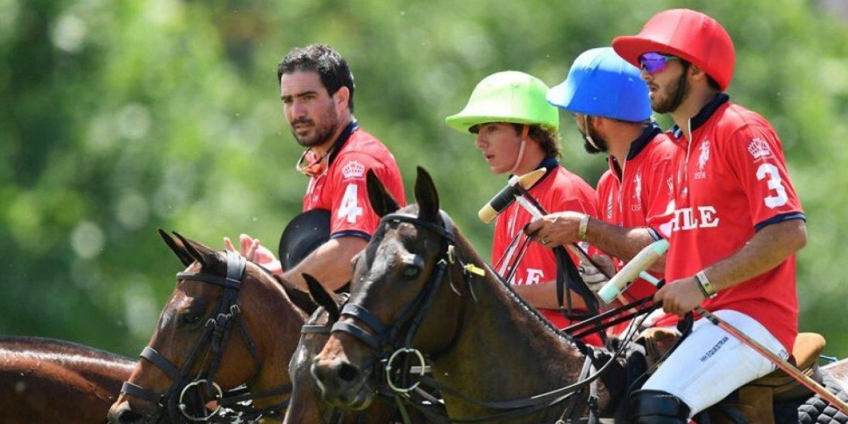 Chile buscará escribir otra página de la historia en el Mundial de polo