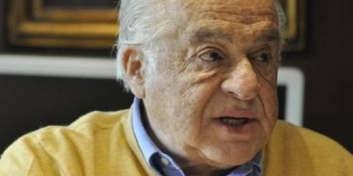 Falleció Fabio Echeverri, exasesor de Álvaro Uribe