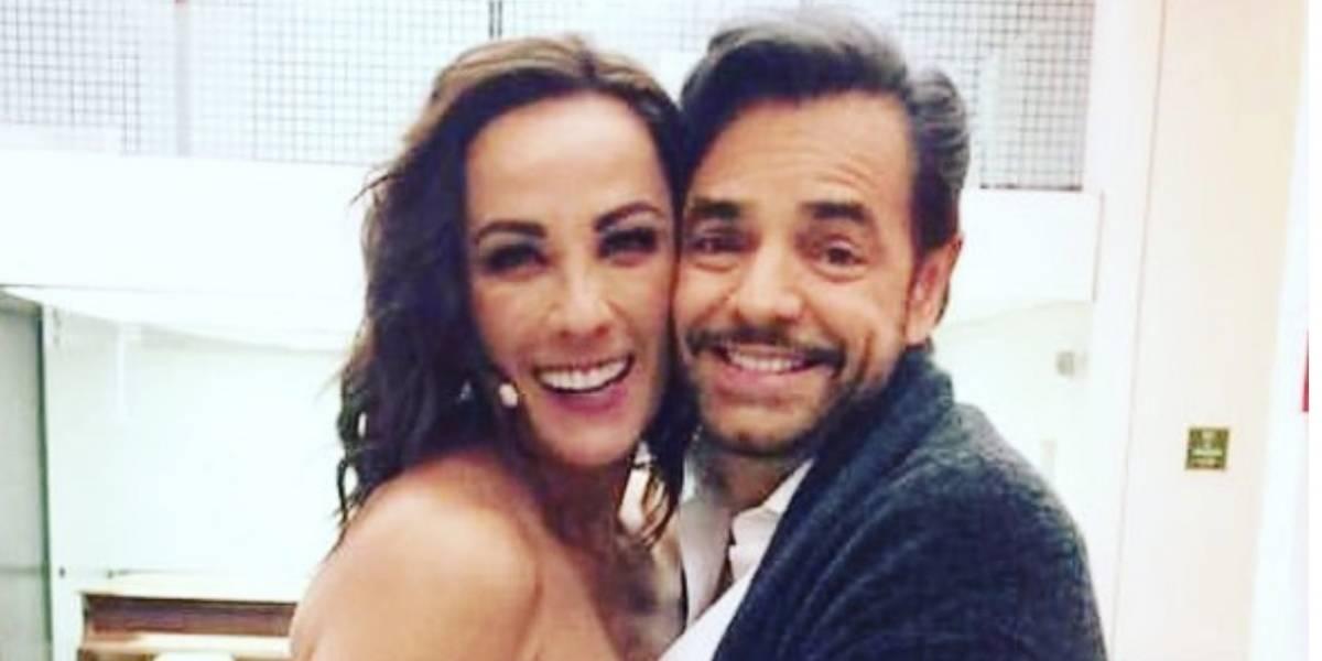 Derbez revela detalle íntimo de Consuelo Duval durante una transmisión de Facebook Live