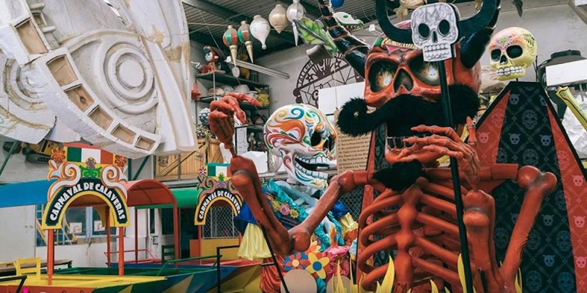 Fotogalería: Así se vivió el Mega Desfile del Día de Muertos