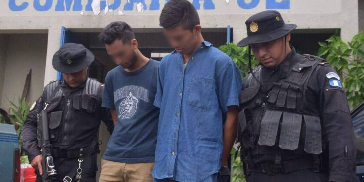 Capturados por intentar ingresar cervezas y mariguana al Boquerón