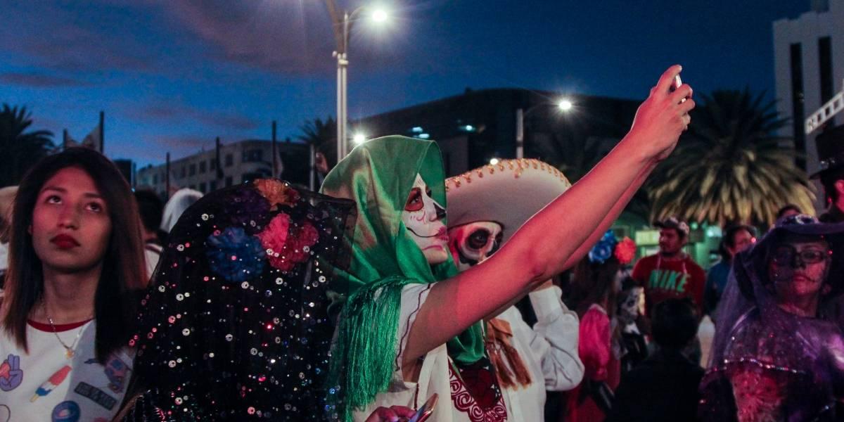 Delegaciones gastan 150% más en fiestas de Muertos