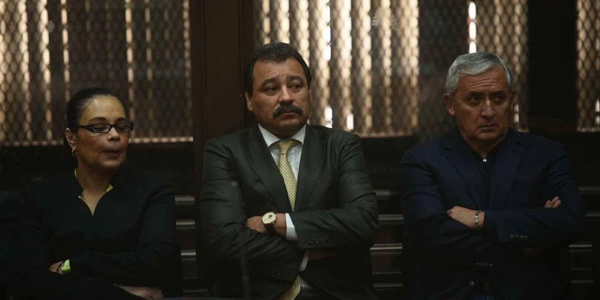 Ex presidente de Guatemala enfrentará juicio por corrupción