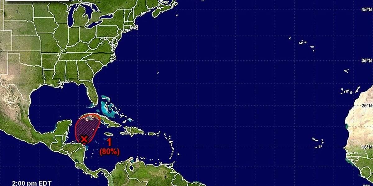 Se forma la tormenta tropical 'Philippe' en Cuba