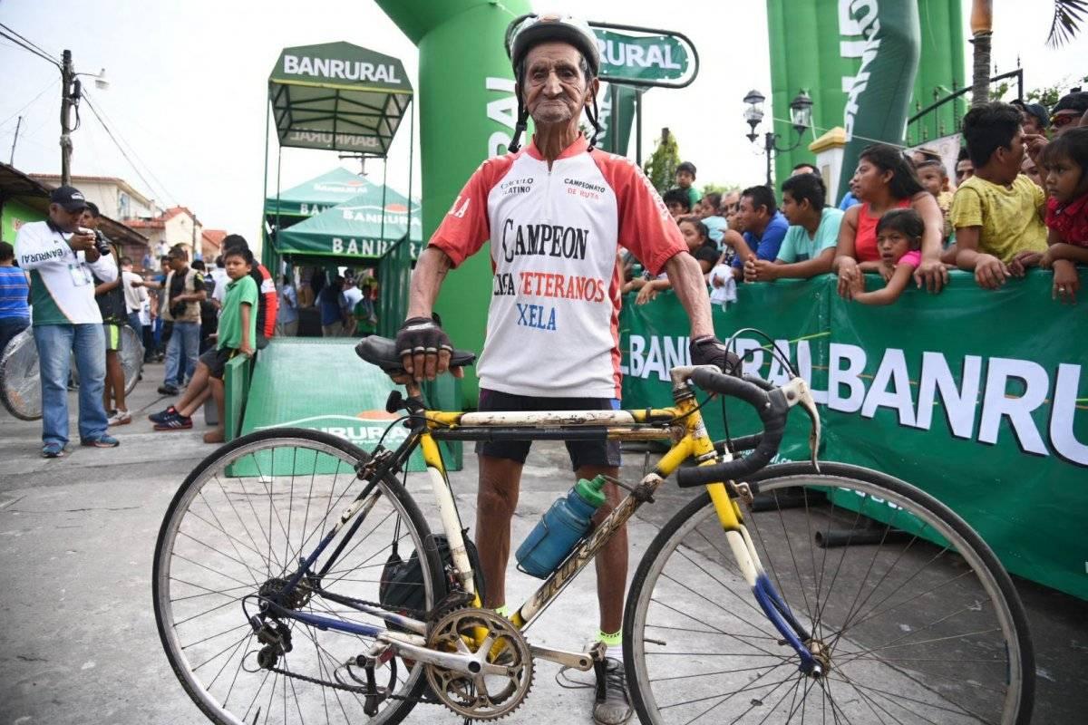 La historia es parte de la Vuelta