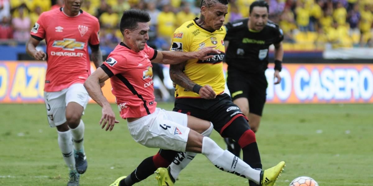 Se frustró el gol 3000 de Liga de Quito ante Barcelona SC