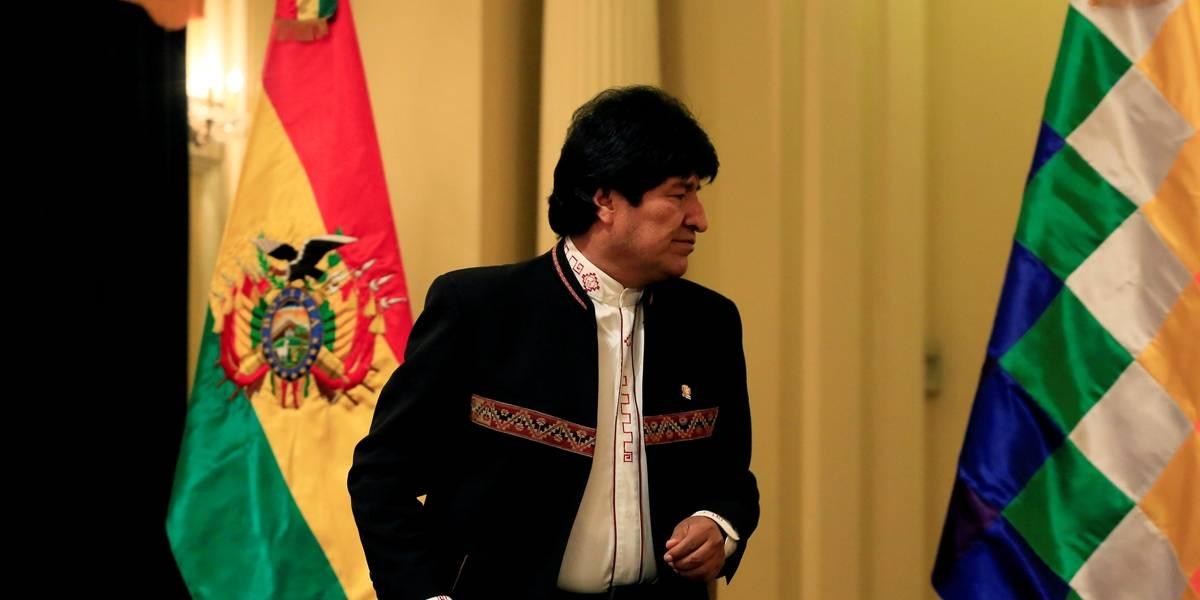 Evo Morales ameaça expulsar representante dos EUA por conspiração