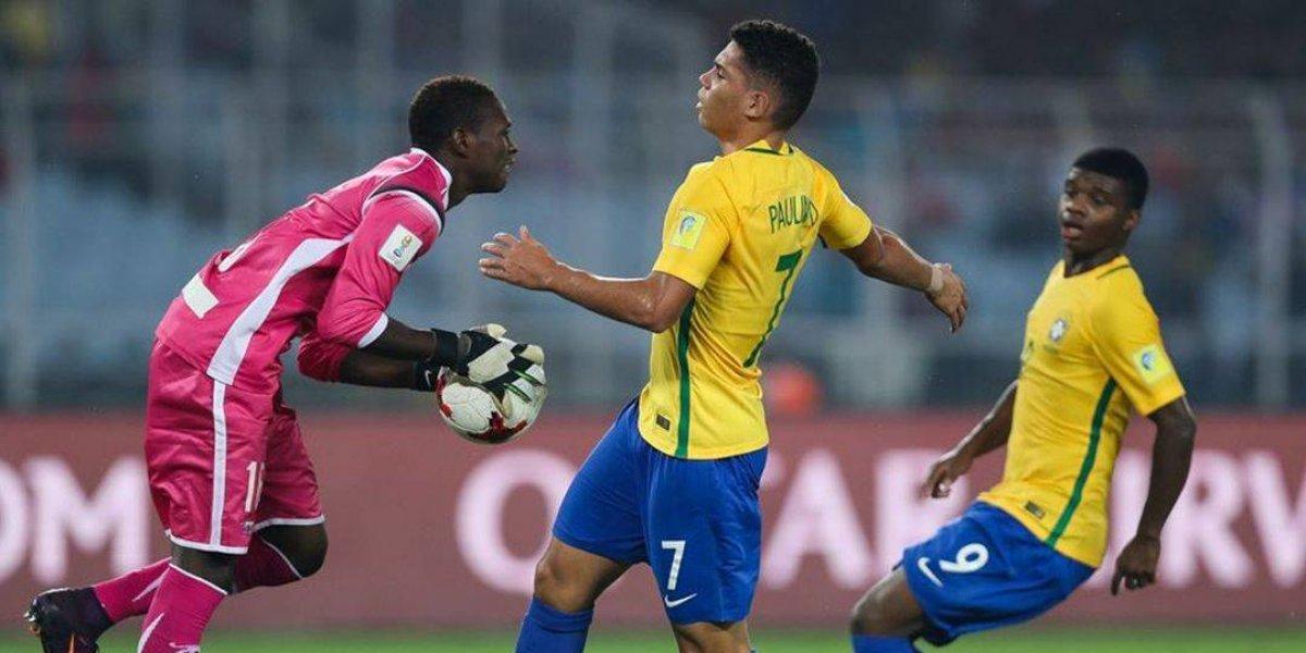 Com frangaço de goleiro, Brasil é terceiro no Mundial